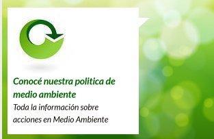 Politicas de medio ambiente