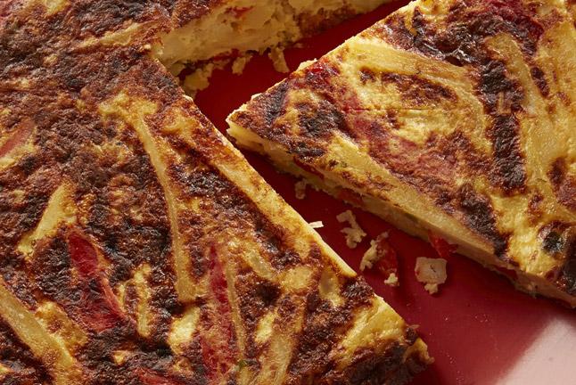 Tortilla-Clasica